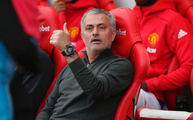 """MU: Tự tin """"song sát"""" Sanchez - Lukaku, Mourinho tuyên bố khiến fan sốc - 2"""