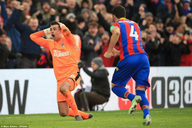 Crystal Palace - Newcastle: Dứt điểm siêu tệ, thoát hiểm may mắn 1