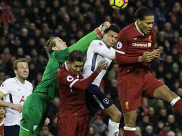 """""""Thảm họa"""" Liverpool - Tottenham: Trọng tài bị tố ăn mừng khi thổi 11m 8"""
