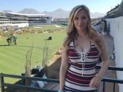 Thể thao - Nữ golf thủ đẹp nhất thế giới: Bị đe dọa vì gợi cảm quá mức