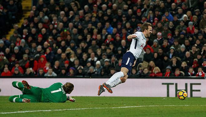"""""""Thảm họa"""" Liverpool - Tottenham: Trọng tài bị tố ăn mừng khi thổi 11m 6"""