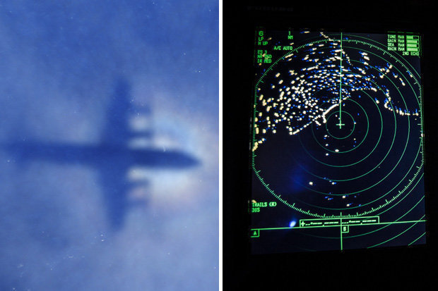Tàu tìm kiếm MH370 đột ngột mất tích bí ẩn - 1