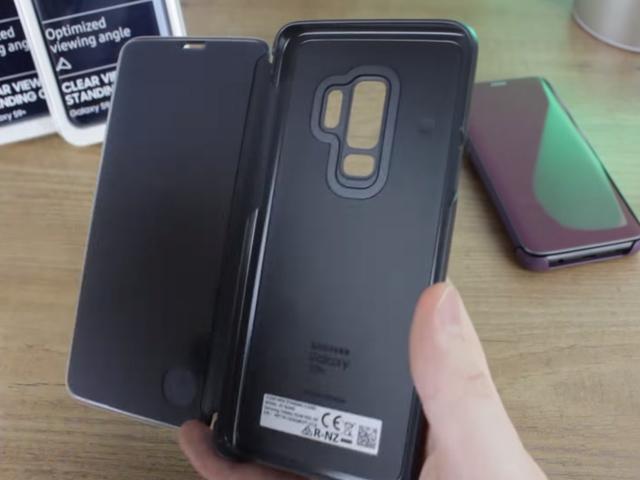 Galaxy S9 chưa ra mắt, vỏ bảo vệ sản xuất tại Việt Nam đã xuất hiện