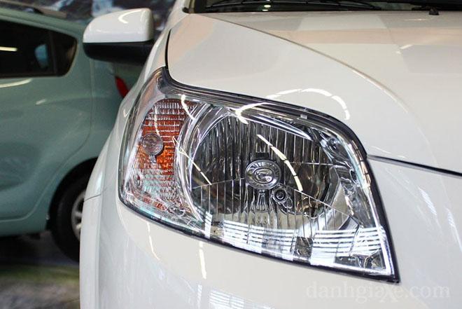 Công nghệ đèn chiếu sáng trên xe hơi - 2