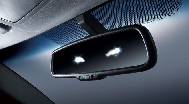 Nguyên lý hoạt động của gương chống chói trên xe hơi - 1