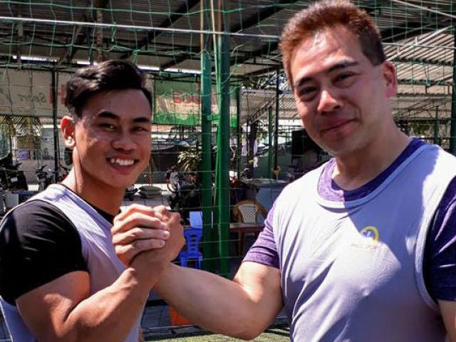 Bàng hoàng vật tay thế giới: VĐV Việt Nam nhỏ con hạ toàn Tây, lấy HCĐ 5