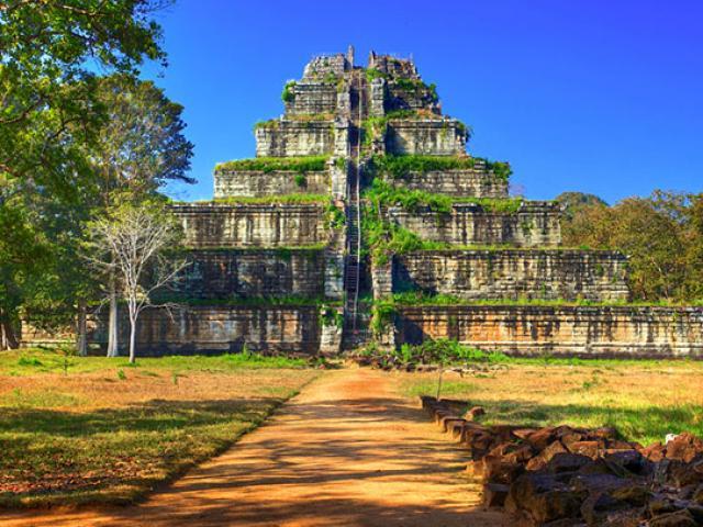 9 địa danh khiến du khách trầm trồ ở Campuchia