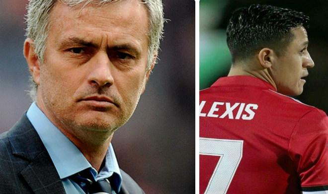 """Sanchez & lời nguyền số 7 ám ảnh: Thành bại ở """"sư phụ"""" Jose Mourinho 2"""