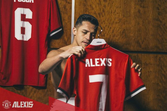 """Sanchez & lời nguyền số 7 ám ảnh: Thành bại ở """"sư phụ"""" Jose Mourinho 1"""