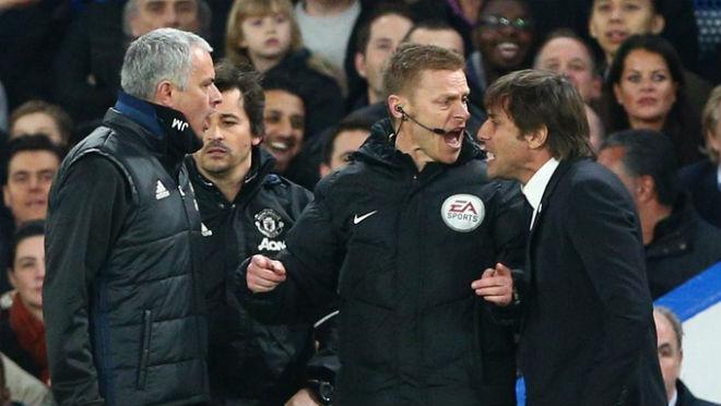 """Chelsea tồi tệ: Bị trò """"đâm lén"""", Conte sẽ bay ghế như Mourinho? 1"""