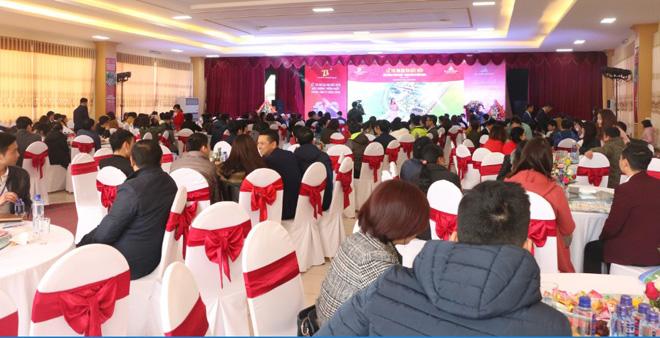 Lễ tri ân dự án đất nền Thiên Lộc Thái Nguyên thu hút hàng trăm khách tham dự - 1