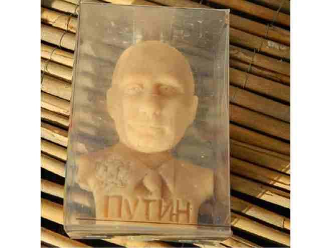 Người dân Nga nô nức mua xà bông Putin để tắm chào năm mới - 2