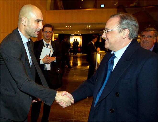 Siêu chấn động: Pep Guardiola đàm phán về Real, đấu lại Barca