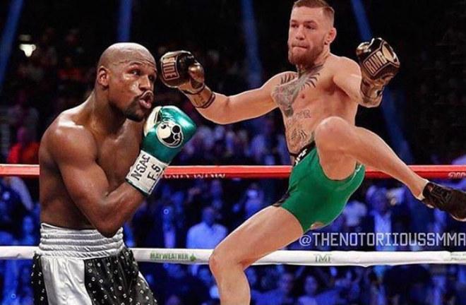 """Tái đấu ở MMA, McGregor sẽ tiễn Mayweather vào """"vô thức"""" trong 35 giây 2"""