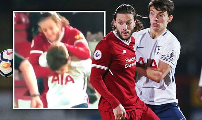 Tin HOT bóng đá tối 6/2: Liverpool phạt nặng Adam Lallana 1