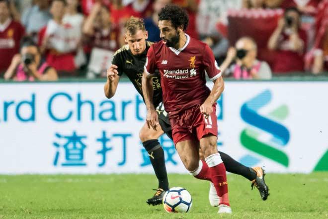 Salah rực sáng 27 bàn: Đỉnh như Neymar, chỉ kém Messi 2