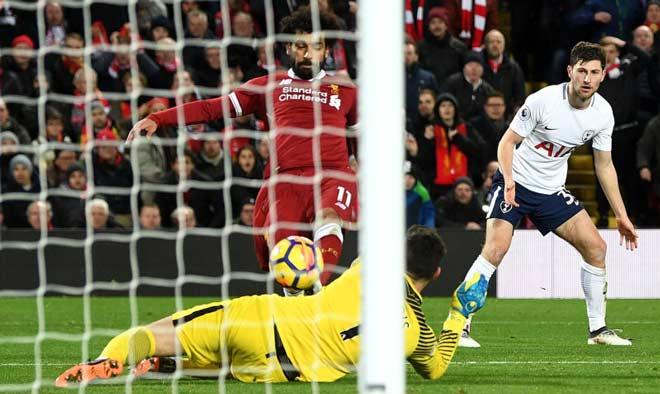 Salah rực sáng 27 bàn: Đỉnh như Neymar, chỉ kém Messi 1