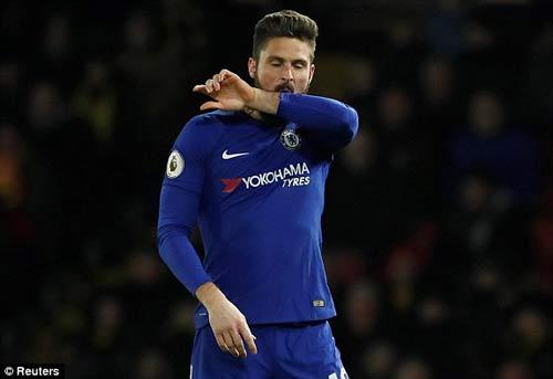 Chi tiết Watford - Chelsea: Bàn thắng dồn dập (KT) 23