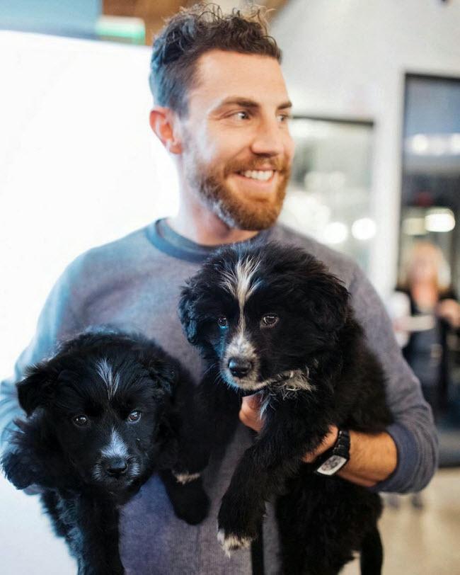 Chàng trai nghỉ việc để đưa cún cưng du ngoạn khắp nước Mỹ - 3