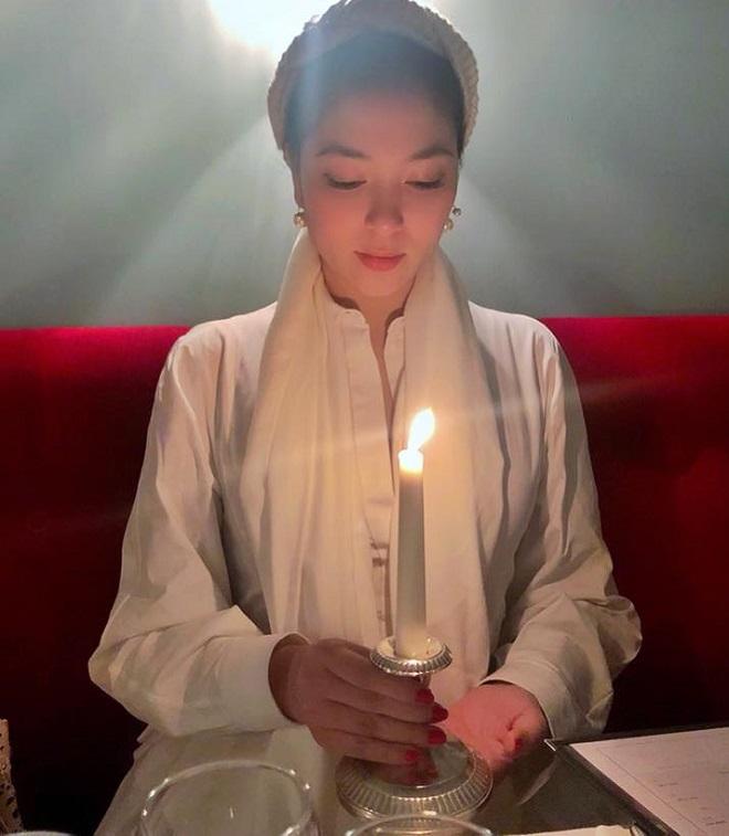 Hoa hậu Nguyễn Thị Huyền tái xuất khác lạ sau 13 năm đăng quang - 8
