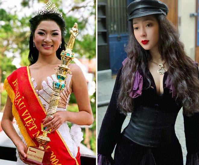 Hoa hậu Nguyễn Thị Huyền tái xuất khác lạ sau 13 năm đăng quang