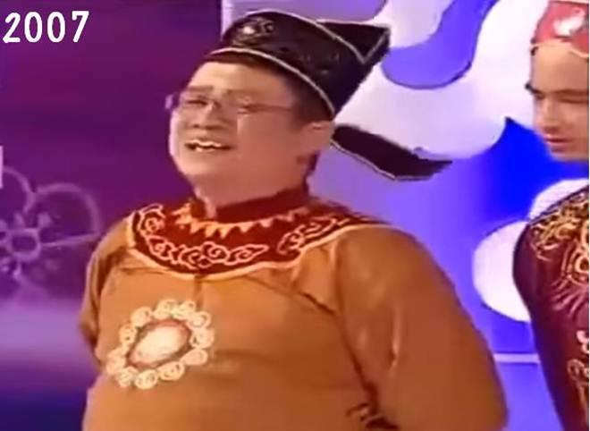 Trước khi rời Táo Quân, Chí Trung từng gây ấn tượng mạnh bởi những ca khúc chế
