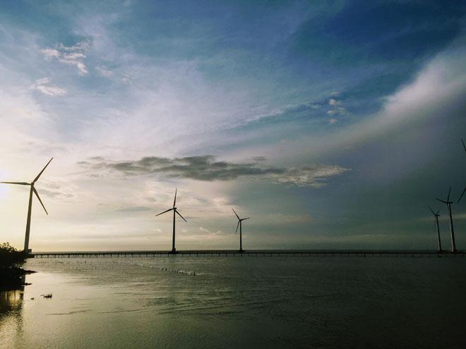 Đến Bạc Liêu để biết ở Việt Nam cũng có cánh đồng quạt gió đẹp như Tây - 2