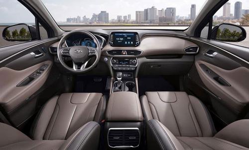"""""""Hàng hot"""" Hyundai SantaFe 2019 có gì? - 2"""