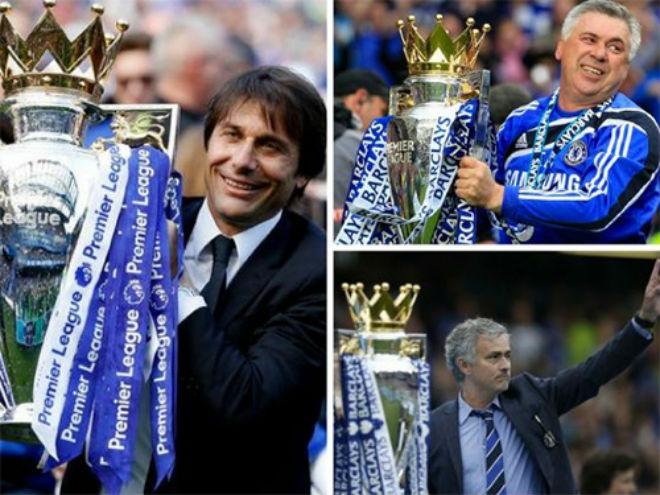 """Bi kịch HLV Chelsea: Không nhìn gương Mourinho, Conte """"điếc không sợ súng"""" 1"""