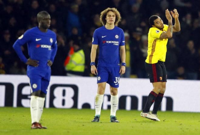 """Bi kịch HLV Chelsea: Không nhìn gương Mourinho, Conte """"điếc không sợ súng"""" 2"""