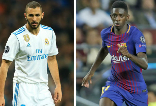"""Chuyển nhượng MU: """"Cuỗm"""" Benzema, nhắm luôn SAO Barca 145 triệu euro 1"""