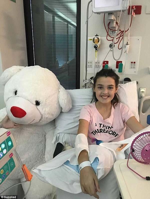 Cô bé 11 tuổi bị nghi mang bầu nhưng hóa ra sự thật ngỡ ngàng