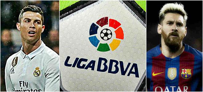 """La Liga và Ngoại hạng Anh """"xông đất"""" truyền hình Tết 1"""