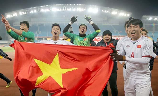 U23 Việt Nam nhận phần thưởng cực kỳ đặc biệt - 1
