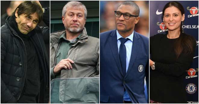 """Conte, Mourinho & """"lò xay"""" Chelsea: Căn bệnh 18 tháng nghiệt ngã - 3"""