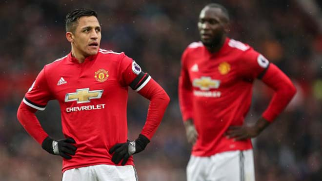 """SAO đại chiến: """"Messi"""" Salah săn bàn gấp đôi Sanchez - Lukaku - Morata 2"""