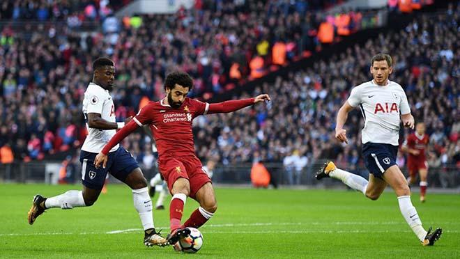 """SAO đại chiến: """"Messi"""" Salah săn bàn gấp đôi Sanchez - Lukaku - Morata 1"""