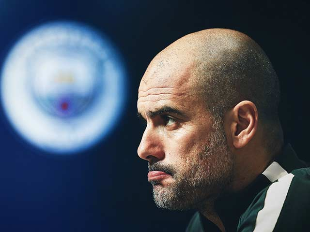 Man City thua sốc FA cup, Pep Guardiola suýt ẩu đả với HLV Wigan 11