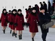 """Thế giới - Mỹ nữ Triều Tiên """"đổ bộ"""" Hàn Quốc"""