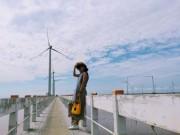 Du lịch - Đến Bạc Liêu để biết ở Việt Nam cũng có cánh đồng quạt gió đẹp như Tây