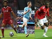 """Bóng đá - SAO đại chiến: """"Messi"""" Salah săn bàn gấp đôi Sanchez - Lukaku - Morata"""
