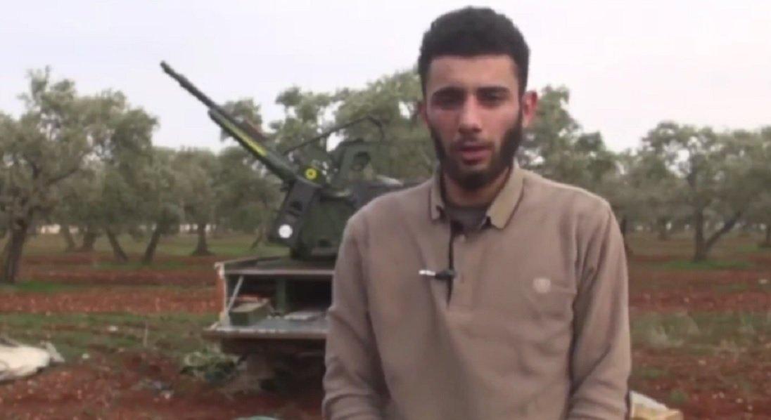 Đây là vũ khí bắn hạ Su-25 Nga ở Syria, không phải tên lửa vác vai?