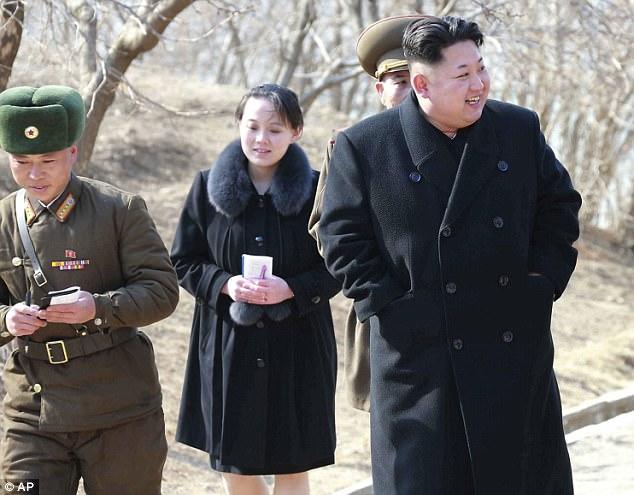 Em gái Kim Jong-un là trưởng đoàn Triều Tiên dự Olympic