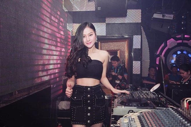 Bí mật đằng sau số đo gần chuẩn vàng 90-60-91 của nữ DJ Sài thành - 1
