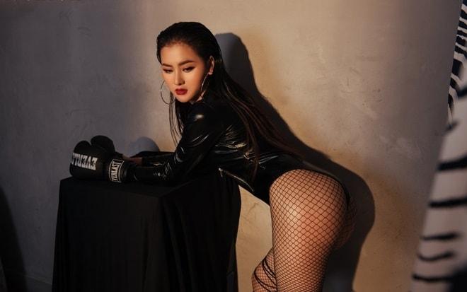 Bí mật đằng sau số đo gần chuẩn vàng 90-60-91 của nữ DJ Sài thành - 4