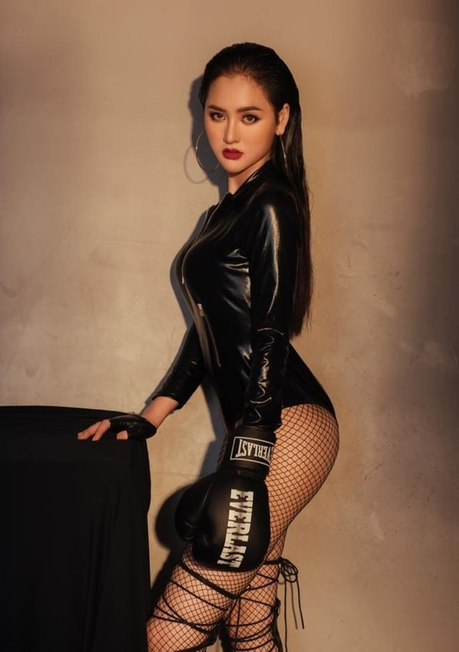 Bí mật đằng sau số đo gần chuẩn vàng 90-60-91 của nữ DJ Sài thành - 3