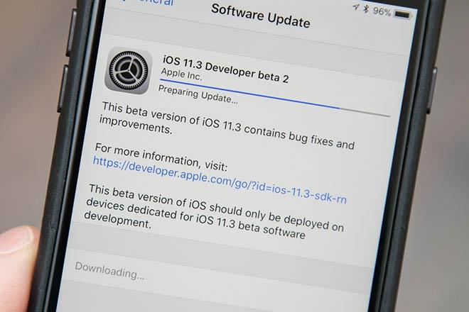 Cách tải và trải nghiệm iOS 11.3 beta 2 với nhiều tính năng hấp dẫn - 2