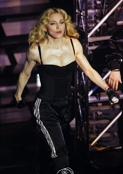 Dụng cụ làm đẹp kỳ quái của nữ hoàng nhạc Pop Madonna - 5