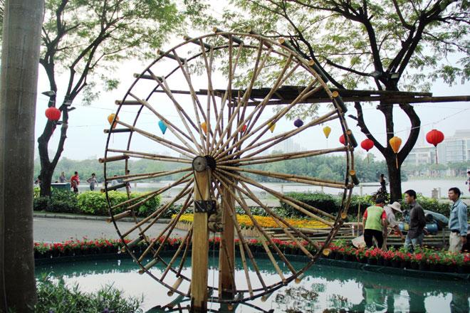 """Hồn quê xuất hiện tại """"khu nhà giàu"""" ở Sài Gòn ngày giáp Tết - 11"""