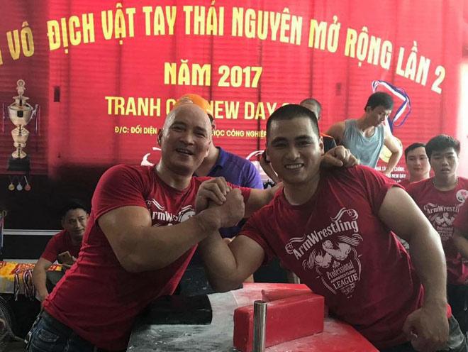 Bàng hoàng vật tay thế giới: VĐV Việt Nam nhỏ con hạ toàn Tây, lấy HCĐ 4